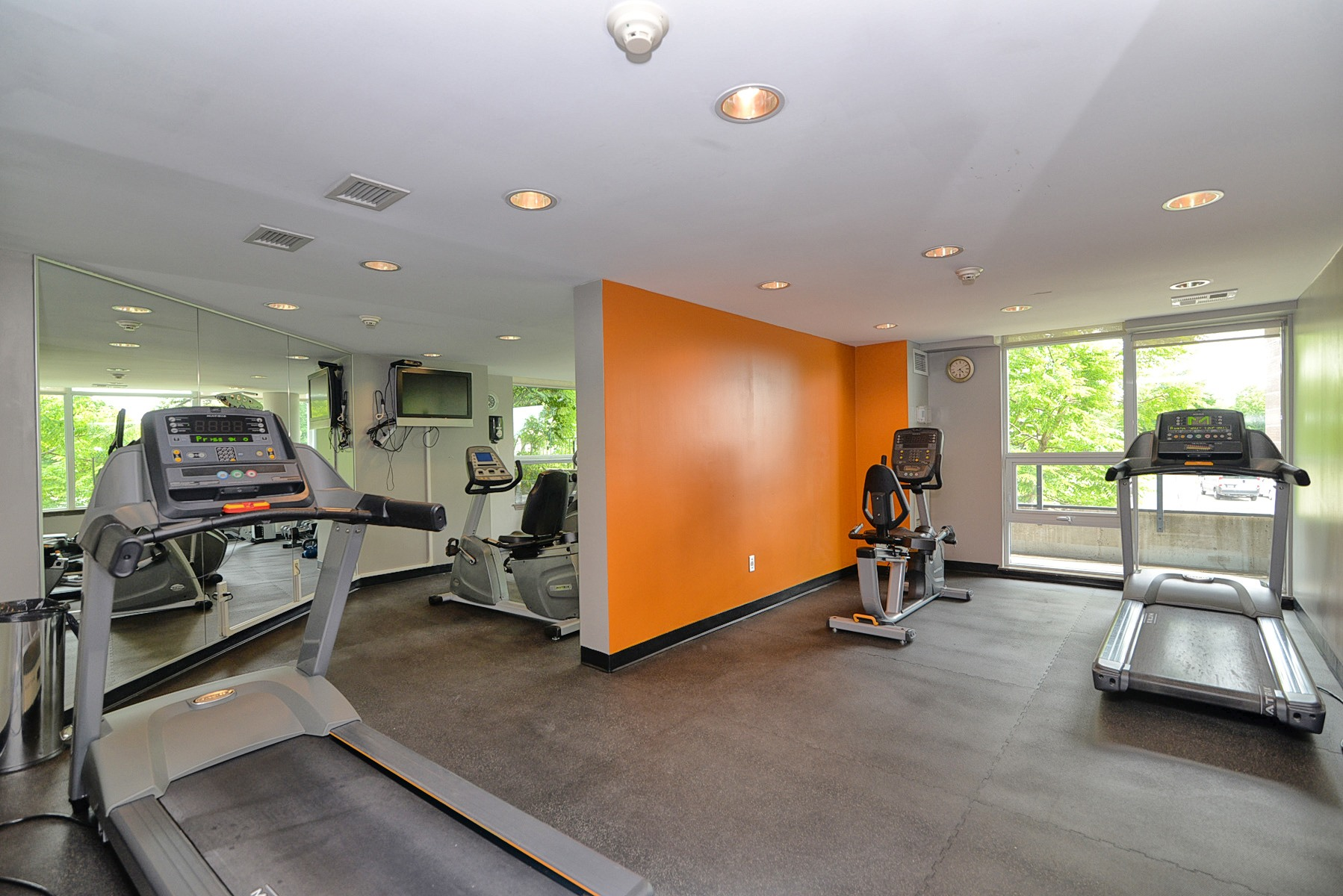 2425 Building  Exercise Room