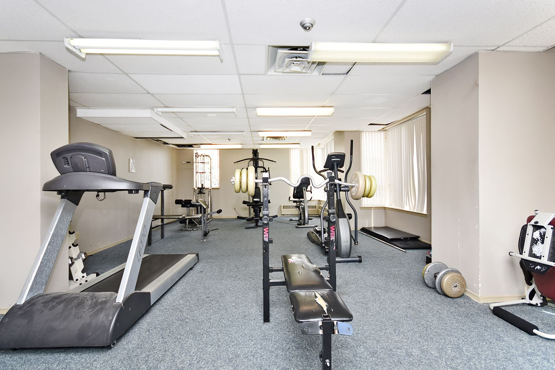 2122 Building  Exercise Room